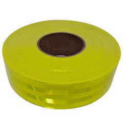 3M Diamond Grade Vehicle Conspicuity Flu Yellow Green Side Stripe 51mm x 45.7m