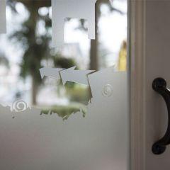 Avery Glass Window Etch Film