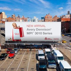 Avery MPI 3010 Digital Gloss White 2yr
