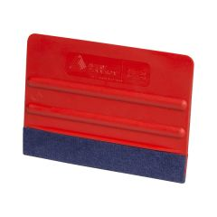 Avery Squeegee Pro Flexible (Red With Felt)