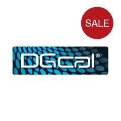 DG-CAL 2100 Clear Gloss Digital 5-7 Year 760mm