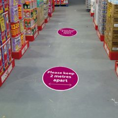 Poli-Lux Floor 101 1370mm
