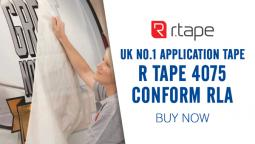NEW - R Tape 4075 application tape now available