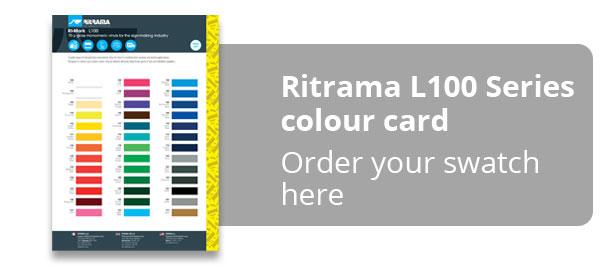 RI-Mark L100 Colour Card