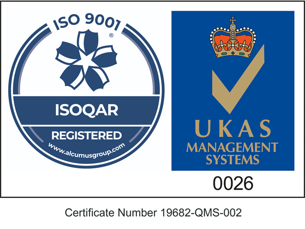 Victory Design - ISO 9001 Acreddited