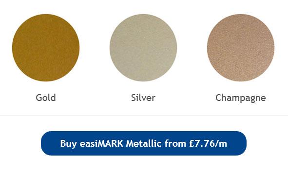 easimark metallic t-shirt vinyl new colours