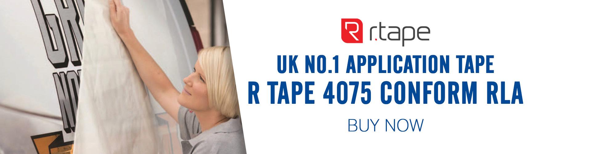 Victory Design - R-Tape Conform 4075RLA Application Tape