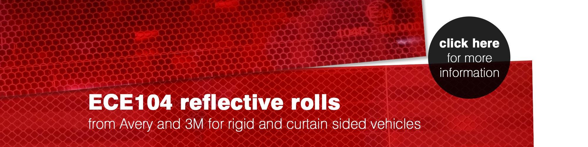 Victory Design - ECE 104 Reflective Rolls