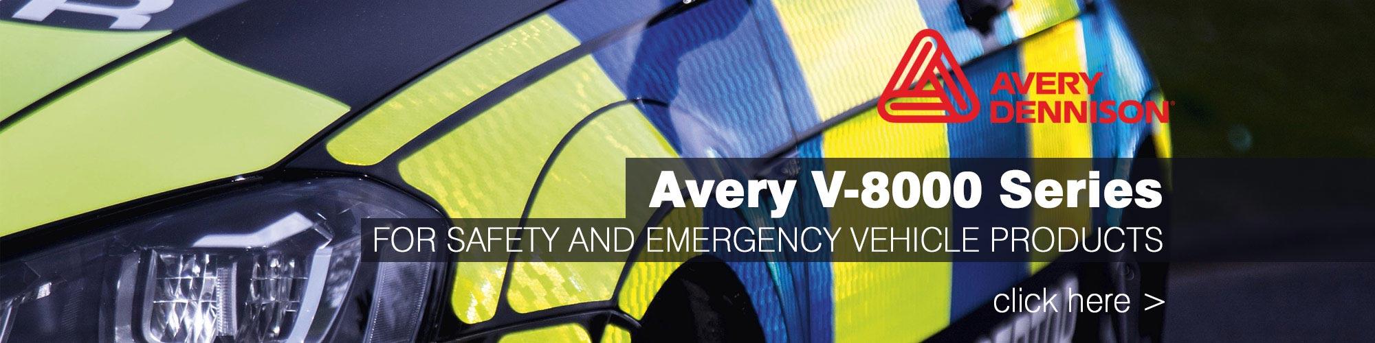 Victory Design - Avery V-8000